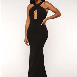 Formal Black Dress | Fashion Nova